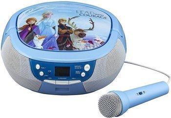 Frozen 2 - Kraina Lodu 2 Boombox Odtwarzacz CD
