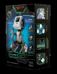 Krypton K2 - robot edukacyjny, 29 projektów, 723 elementy